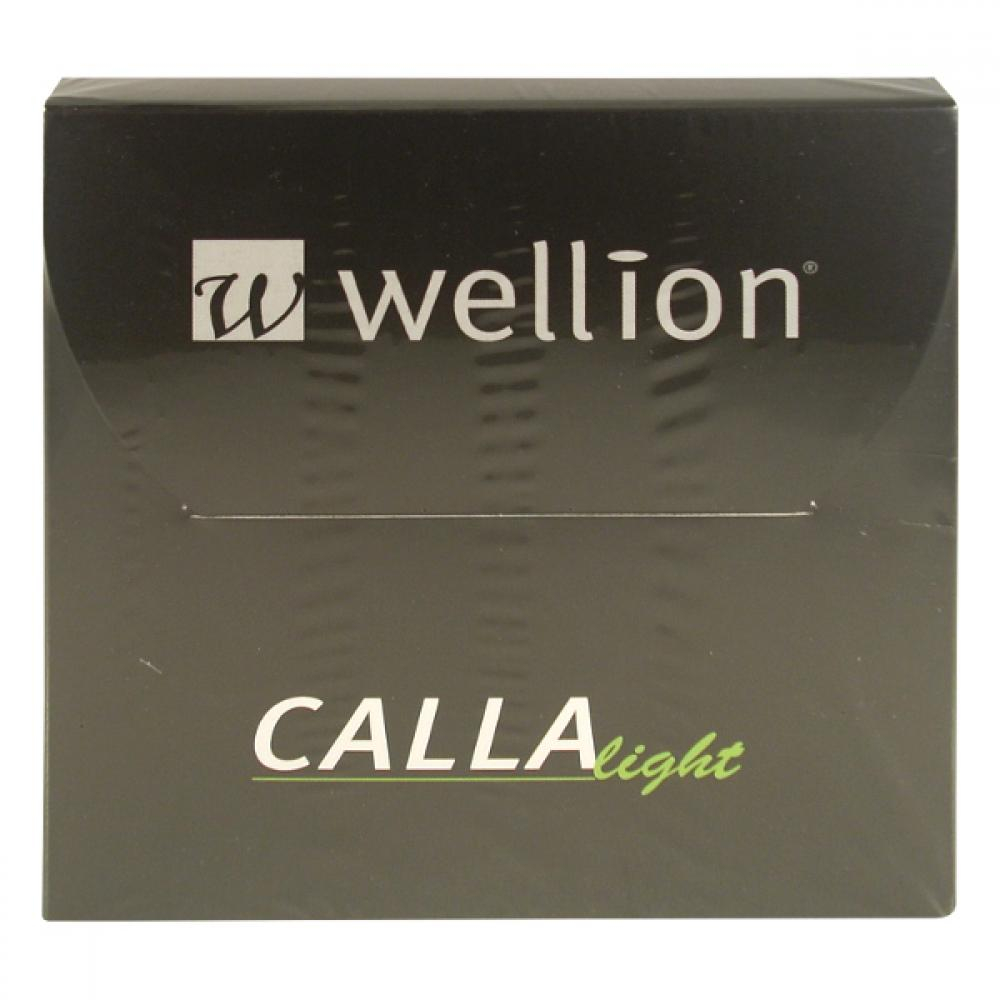 Glukometr Wellion CALLA LIGHT - set/bílý
