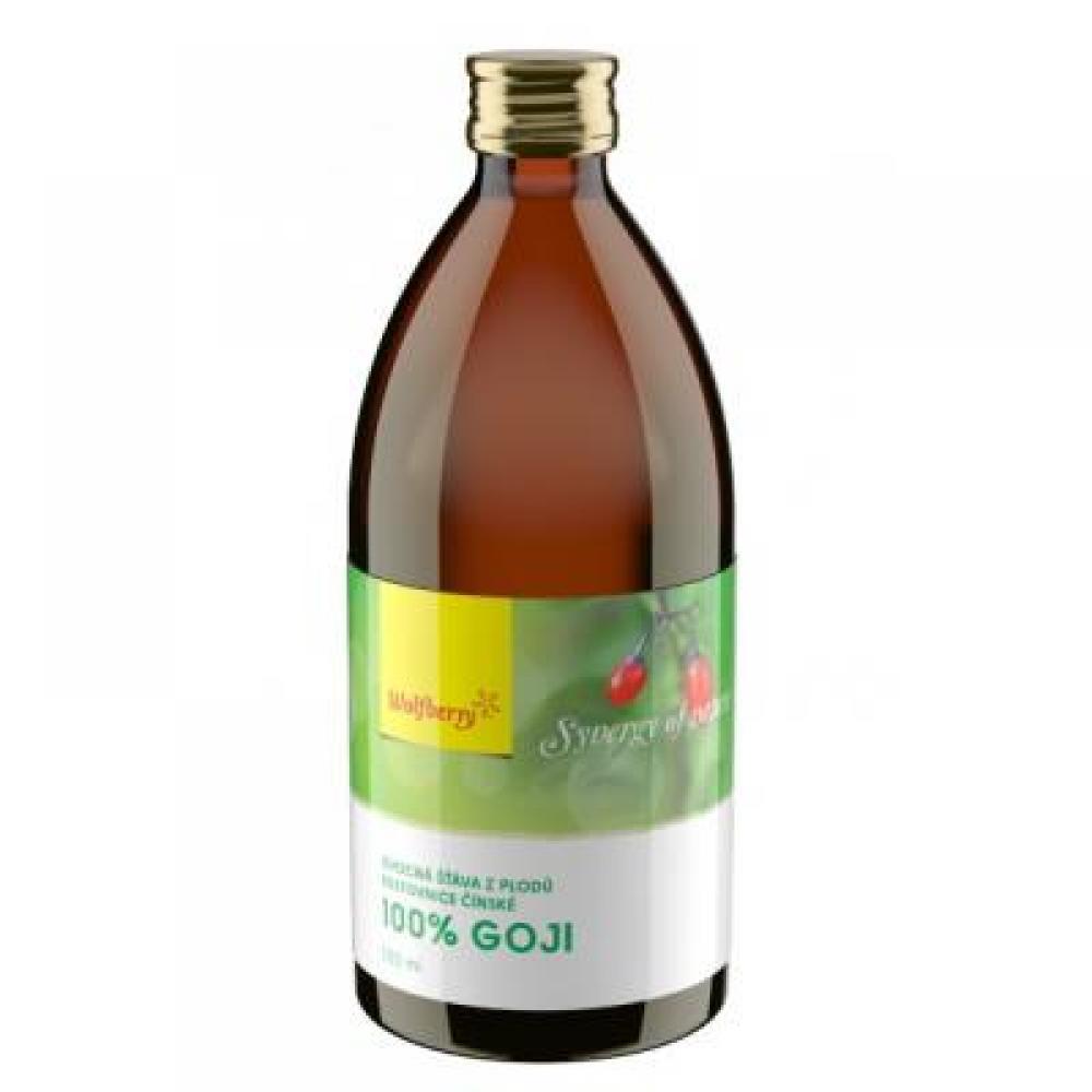 WOLFBERRY Goji šťáva 100% 500 ml