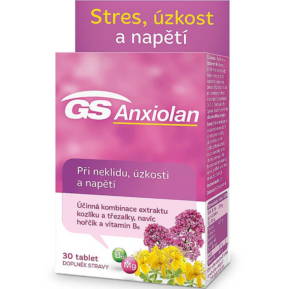 GS Anxiolan 30 tablet