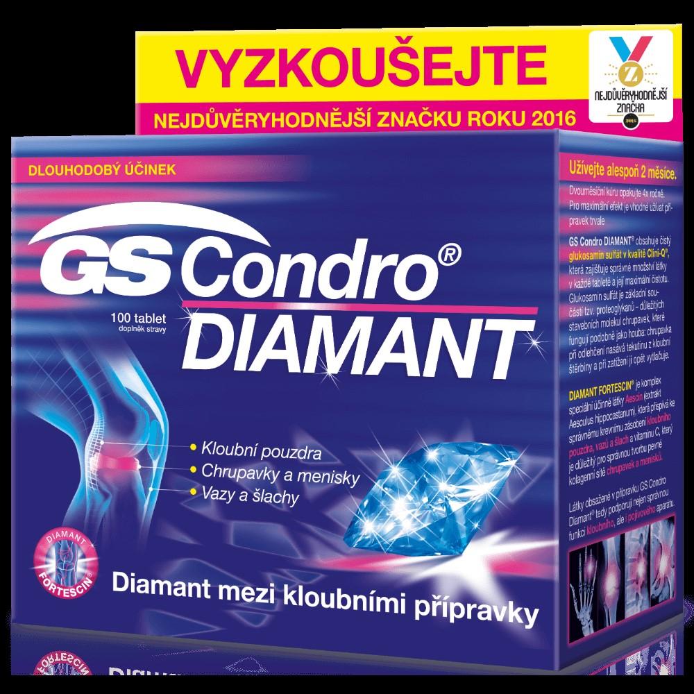 GS CONDRO Diamant 100 tablet