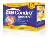GS Condro Diamant 120+40 tablet Vánoce 2018