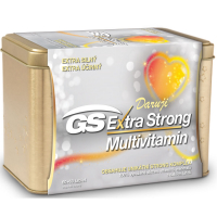 GS Extra Strong Multivitamin v plechové dóze 60+60 tablet