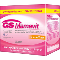 GS Mamavit 100+10 tablet ZDARMA