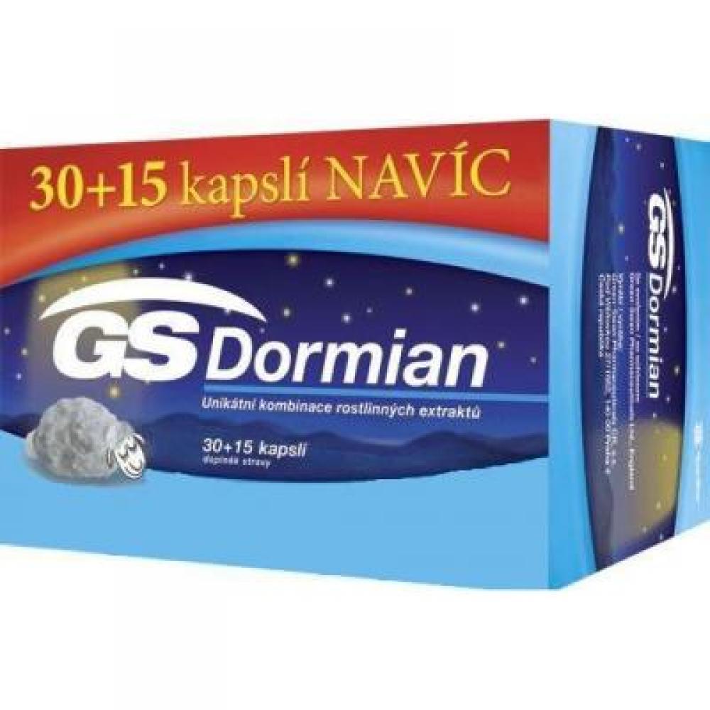 GS Dormian cps. 30+15 zdarma