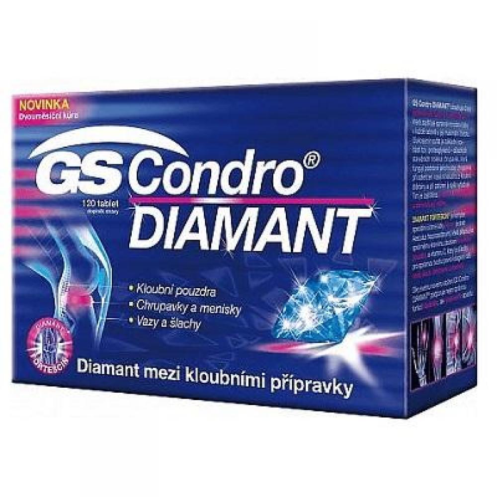 GS Condro Diamant 120 tablet