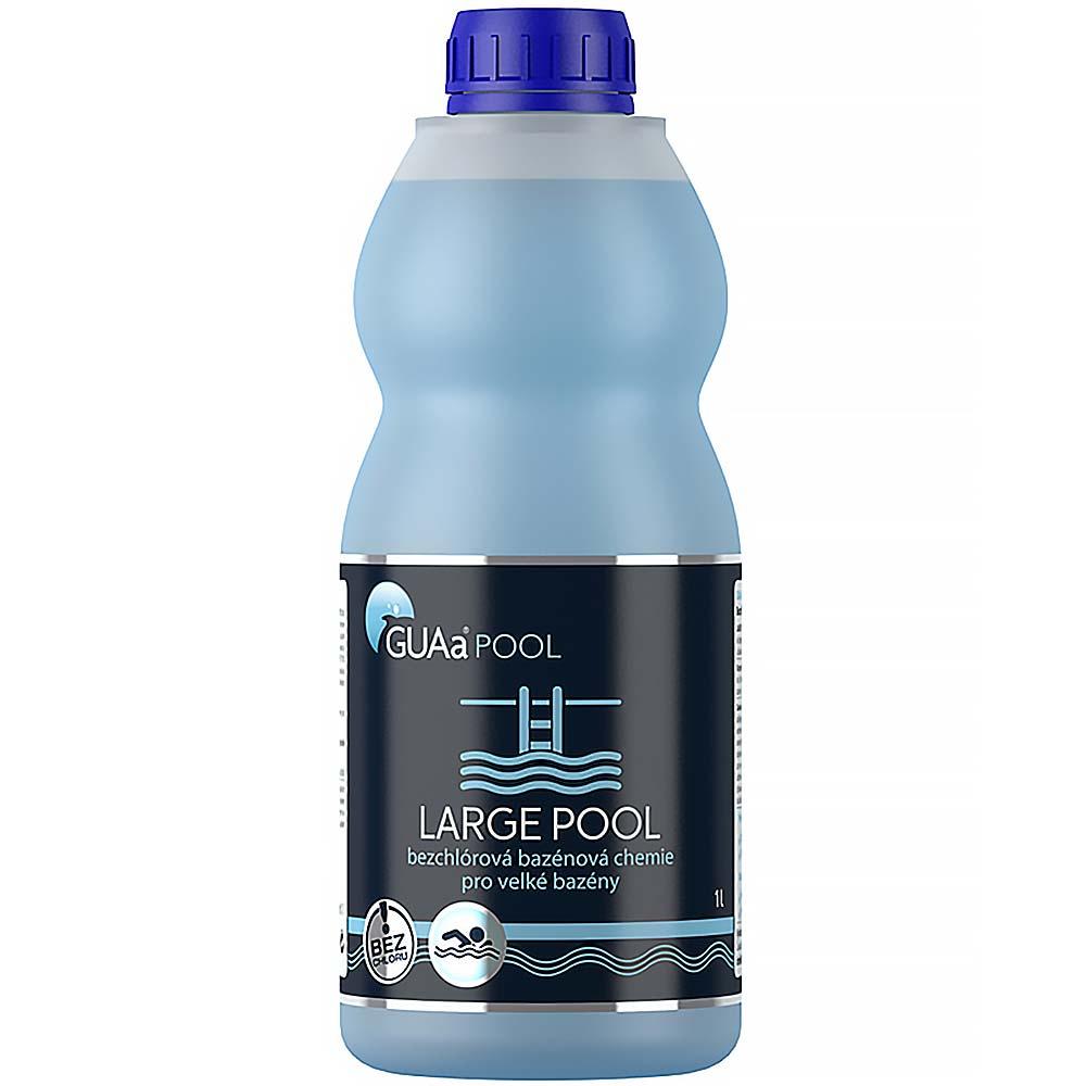 GUAA-POOL bazénová chemie 1 litr