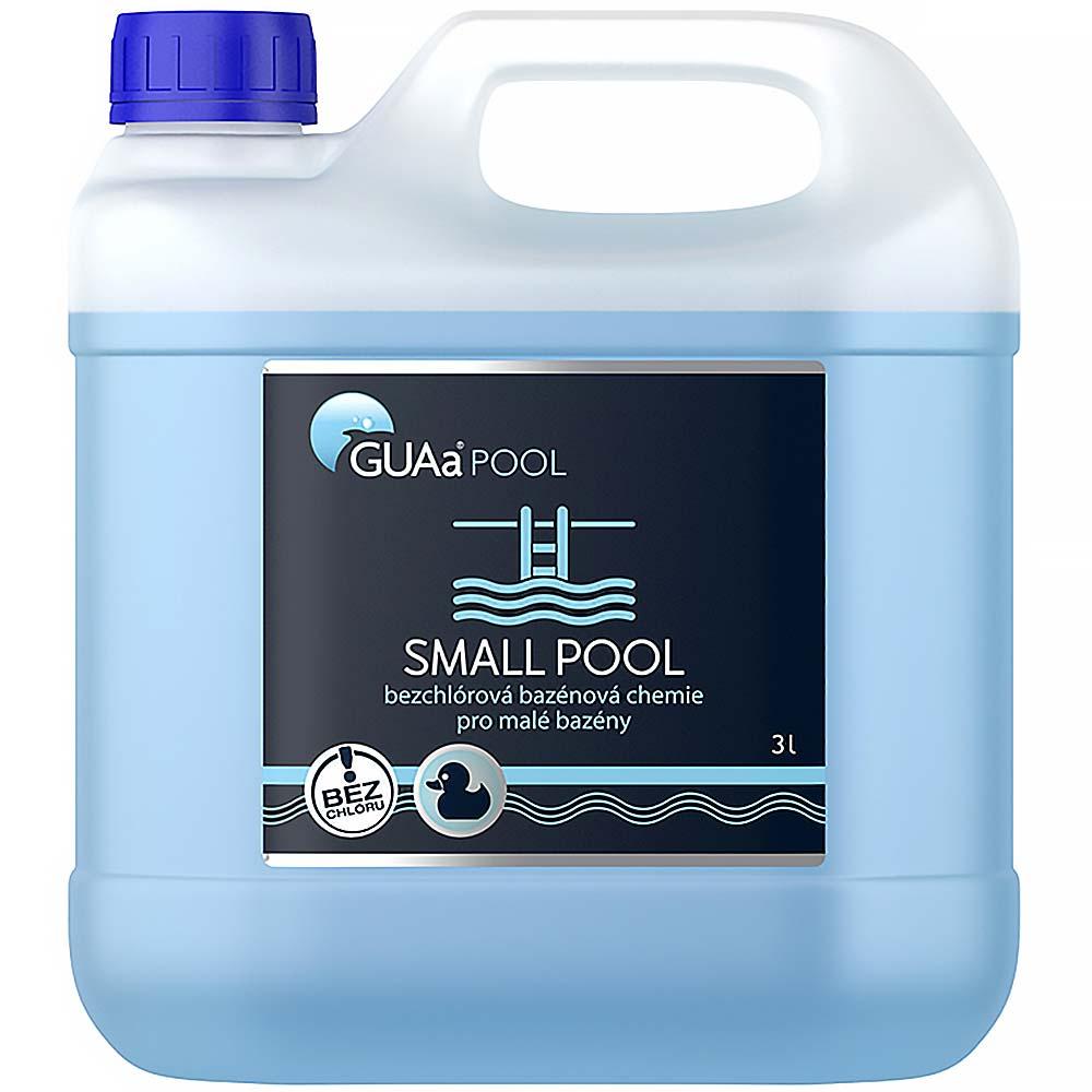 GUAA-POOL bazénová chemie Junior 3 litry