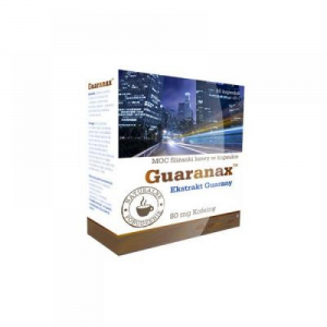 OLIMP LABORATORIES Guaranax 60 kapslí