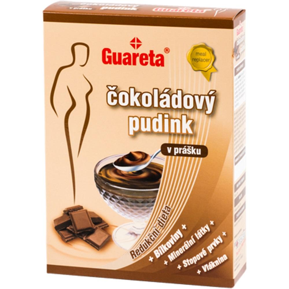 Guareta čokoládový pudink v prášku 3x35 g