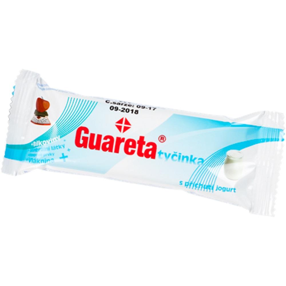 d75c9b96df5 GUARETA Tyčinka s příchutí Jogurt 44 g - Lékárna.cz