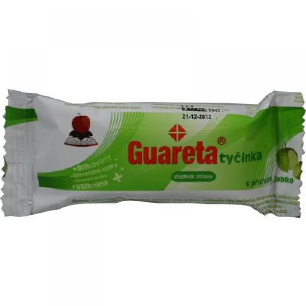 Guareta výživná tyčinka Jablko 45g