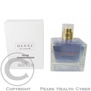 Gucci Pour Homme II. Toaletní voda 100ml Tester TESTER