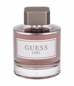 GUESS Guess 1981 For Men Toaletní voda 100 ml