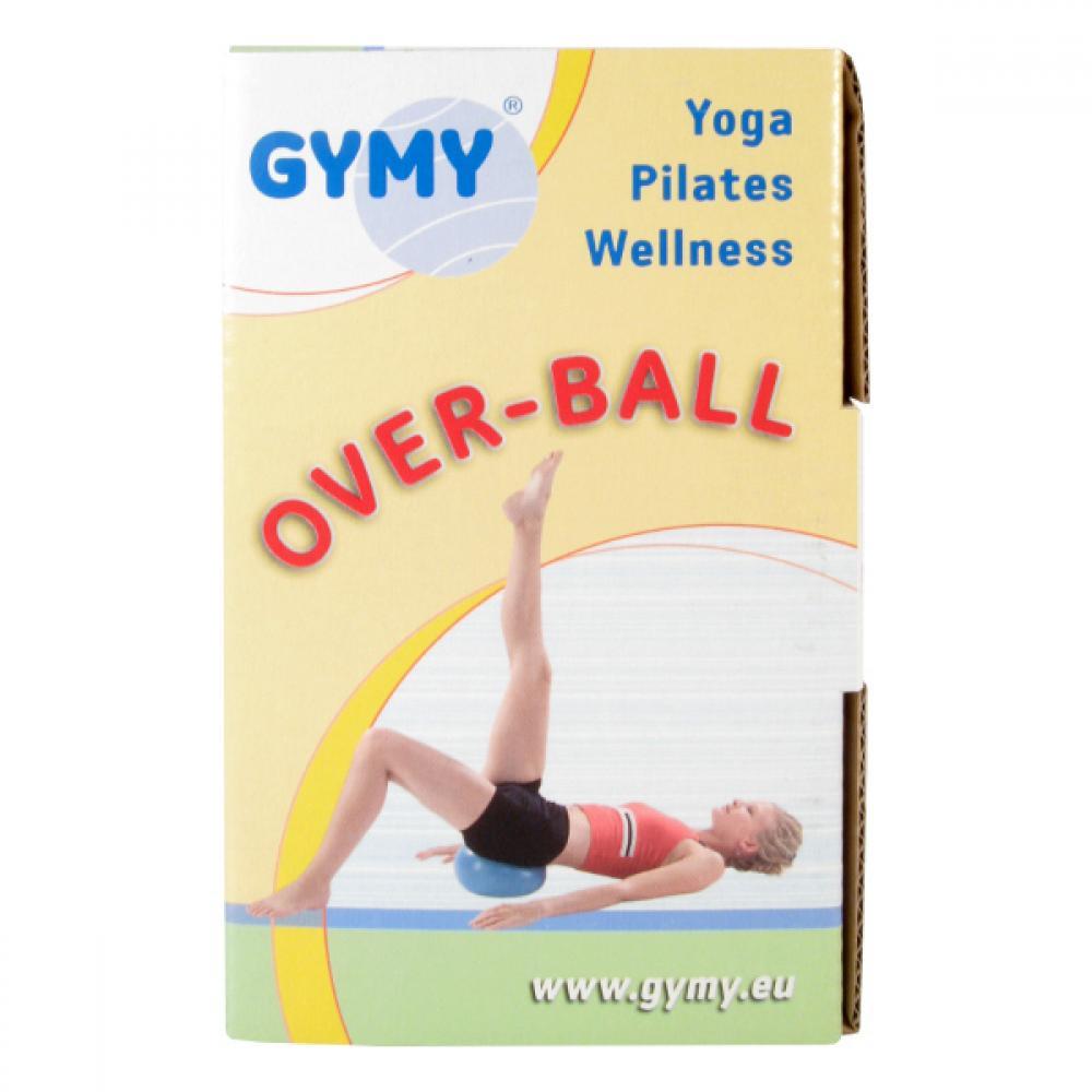 GYMY over-ball míč průměr 19cm v krabičce