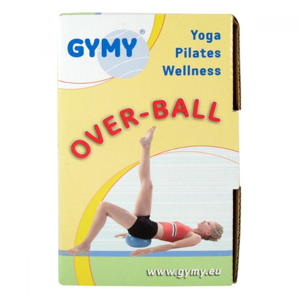 GYMY over-ball míč průměr 25cm v krabičce