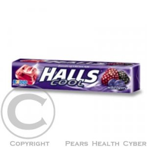 HALLS Cool Wild Berry 33.5 g