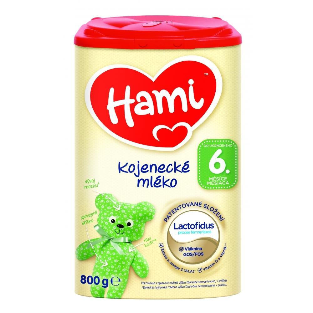 HAMI 6+ 800G pro děti od 6 měsíců