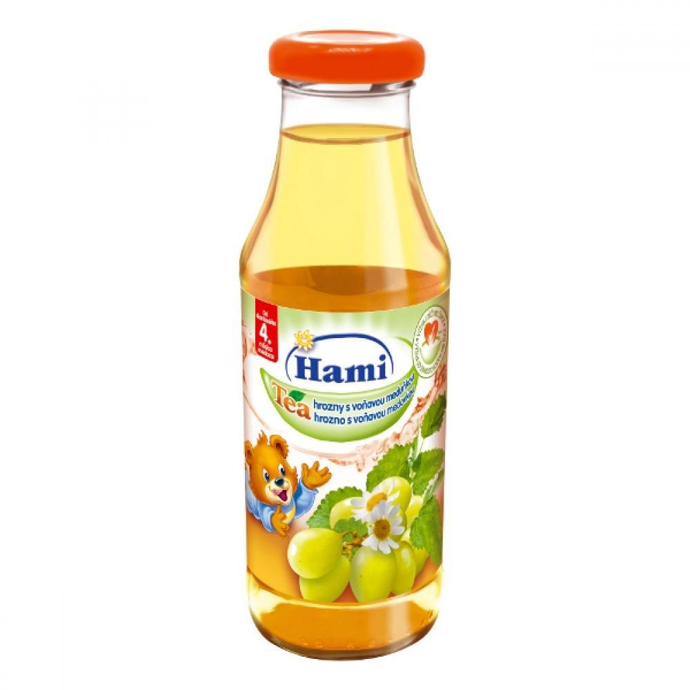 Hami nápoj hrozny voňavá meduňka 300ml