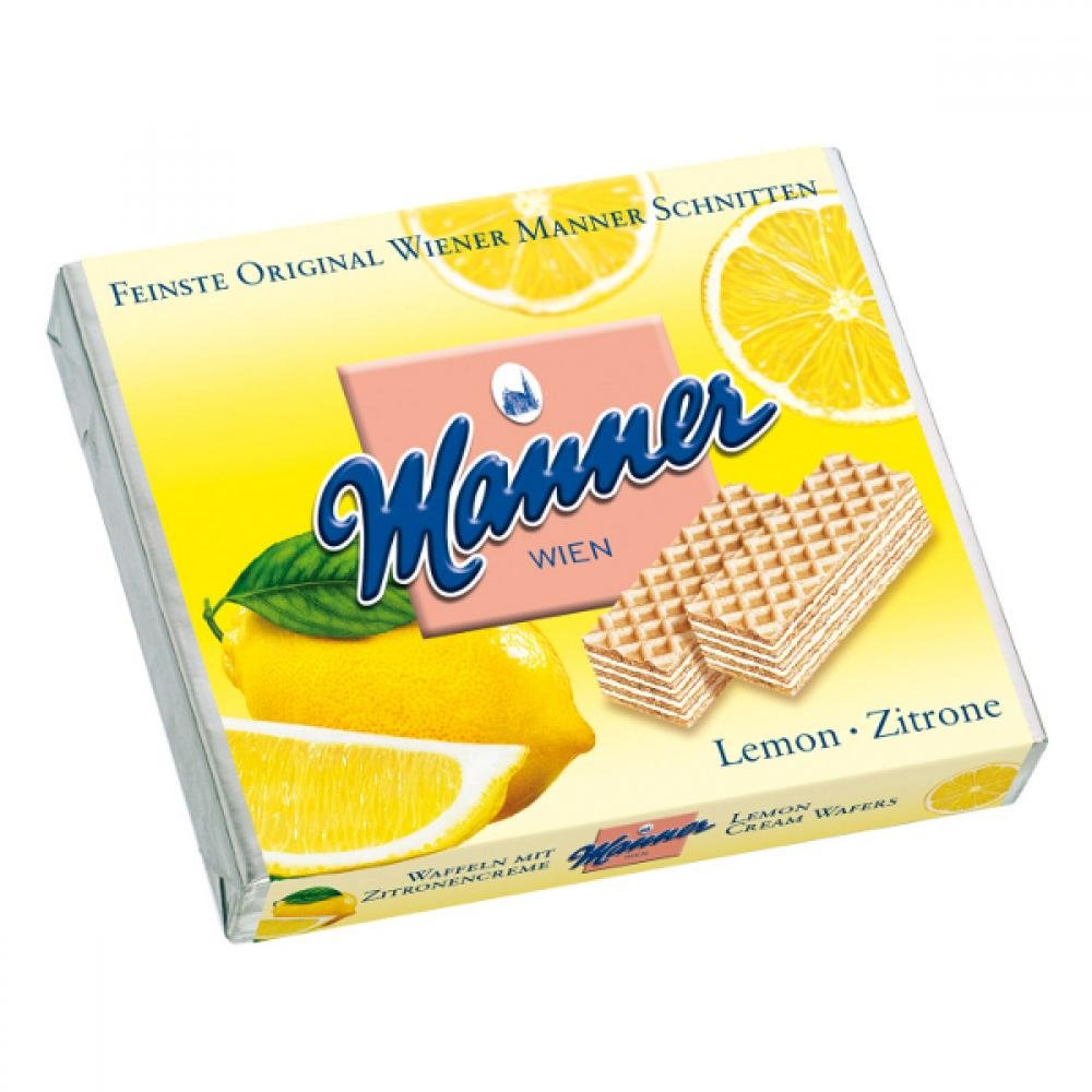 Manner Neapolitaner Lime 75g oplat.s náplní 406
