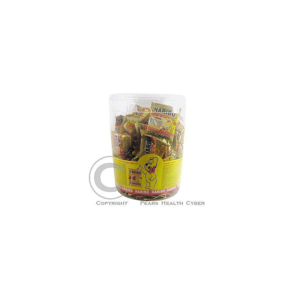 HARIBO Zlatý medvídek Box 800 g 100x Mini sáčky 8 g