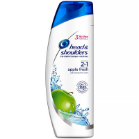 HEAD & SHOULDERS Apple Fresh 2v1 šampon proti lupům 360 ml