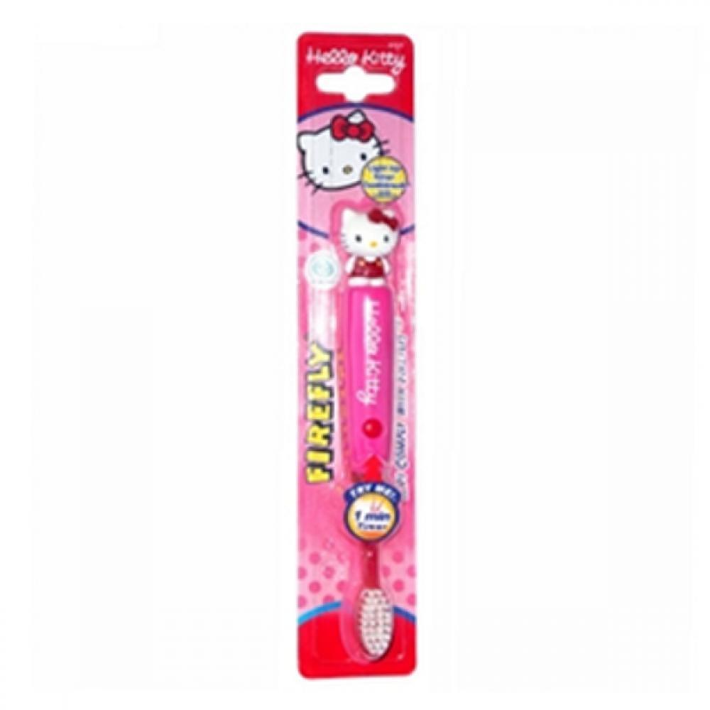 Hello Kitty blikající zubní kartáček 1min časovač