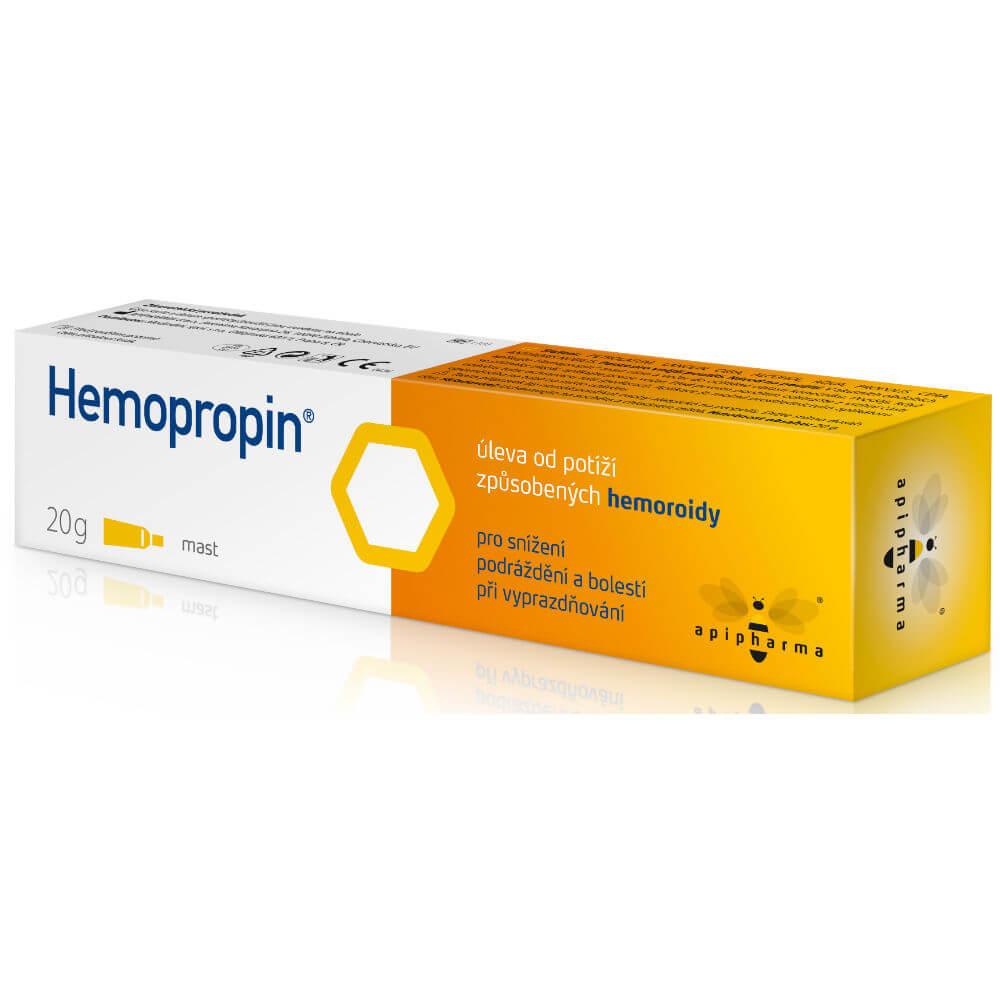 HEMOPROPIN mast 20 g - Lékárna.cz cba686d956