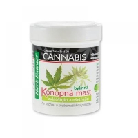 HERB EXTRACT Cannabis Konopná mast 125 ml