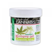 HERB EXTRACT Cannabis Konopný gel 250 ml