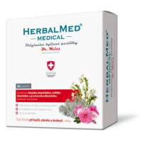 HerbalMed MEDICAL Dr.Weiss 20 pastilek