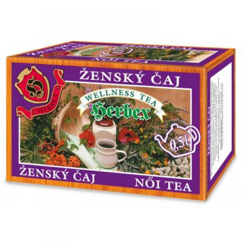 HERBEX Ženský čaj 20x3 g