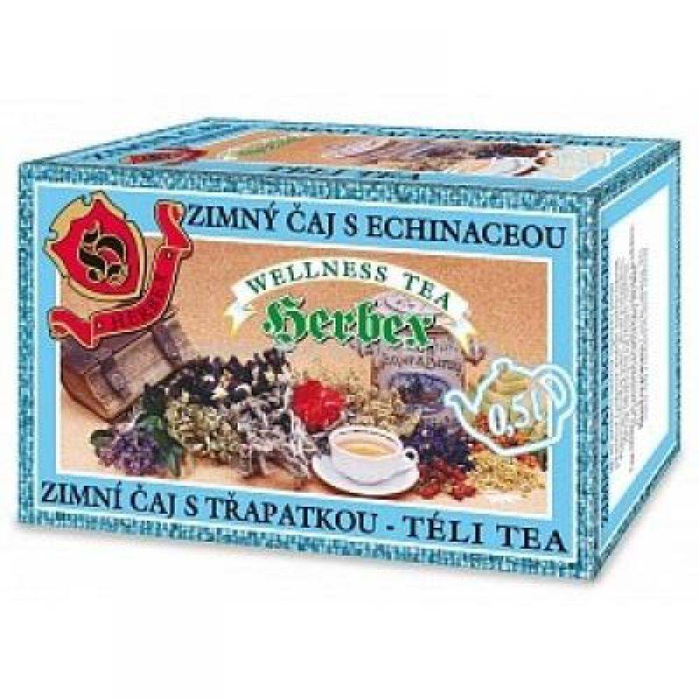 HERBEX Zimní čaj s třapatkou 20x3 g
