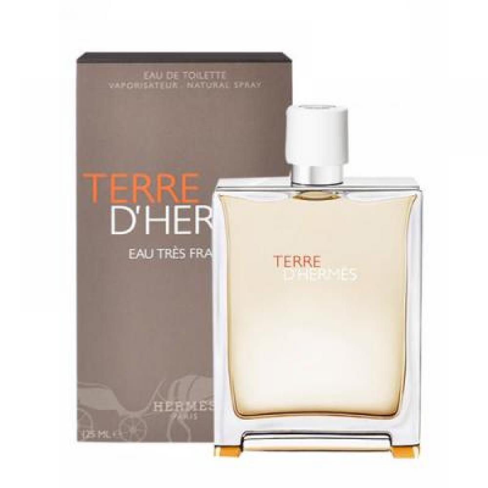 Hermes Terre D Hermes Eau Tres Fraiche Toaletní voda 125ml