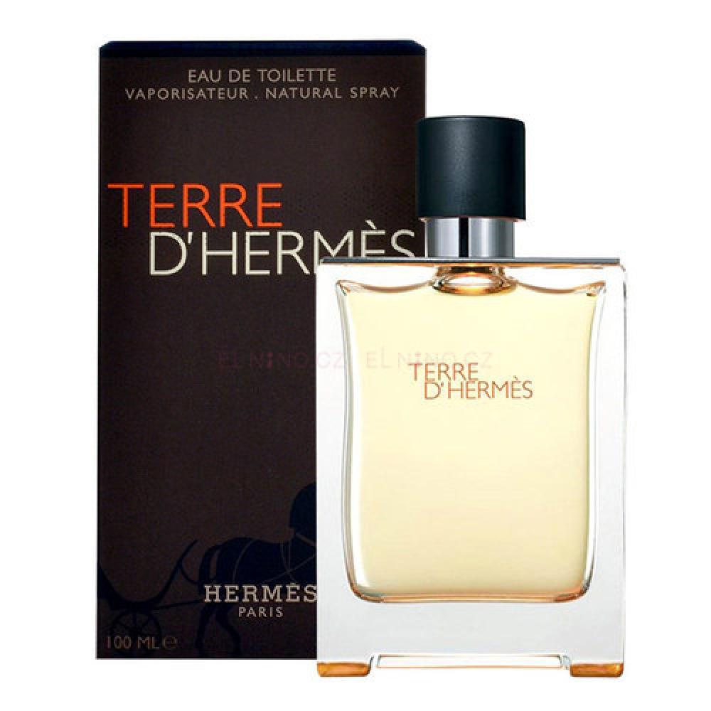 Hermes Terre D Hermes Toaletní voda 100ml Tester TESTER