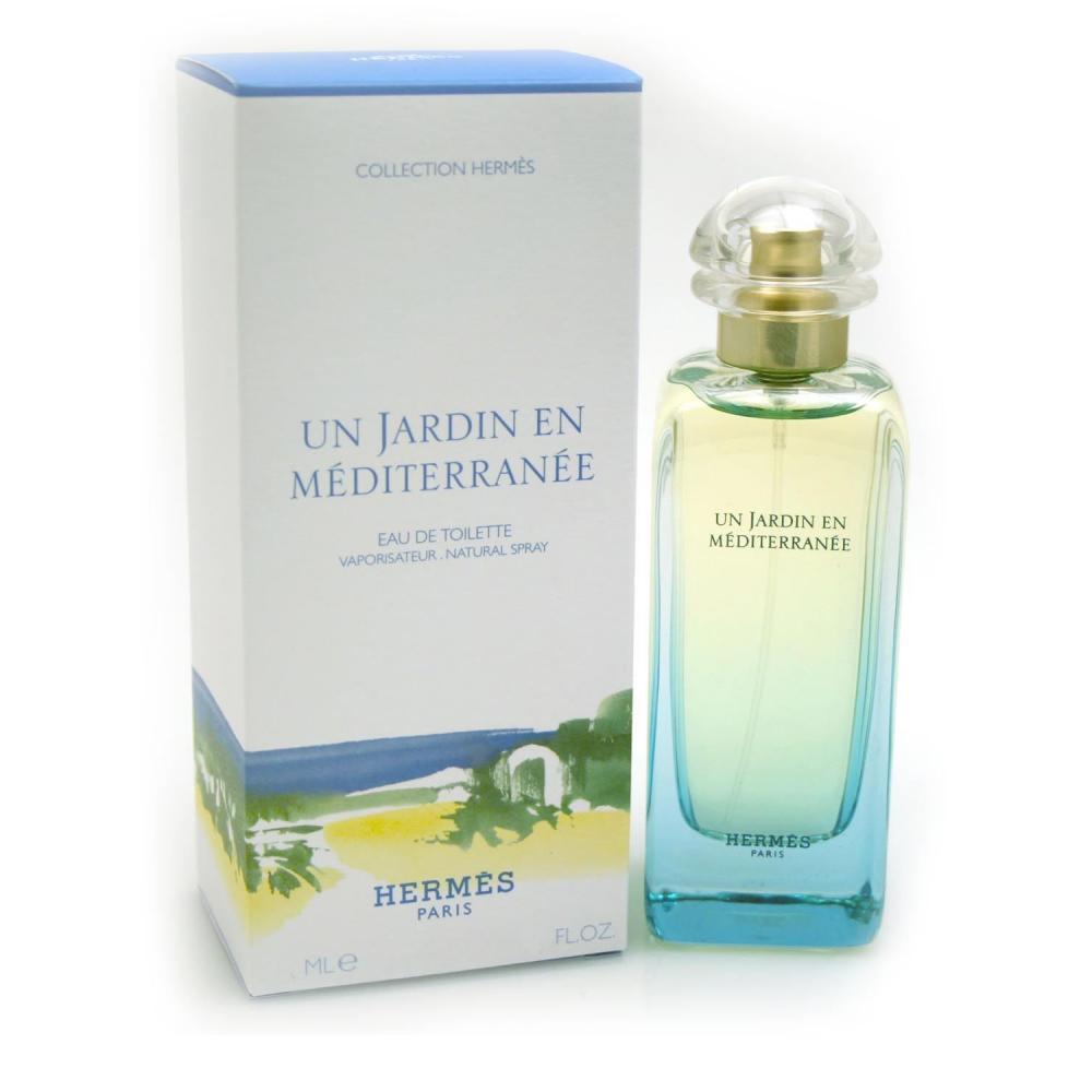 Hermes Un Jardin en Méditerranée Toaletní voda 100ml