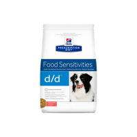 Hill's Prescription Diet™ d/d™ Canine Salmon & Rice granule 2 kg