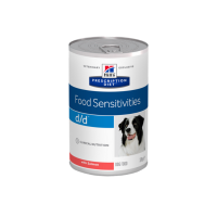 Hill's Prescription Diet™ d/d™ Canine Salmon konzerva 370 g