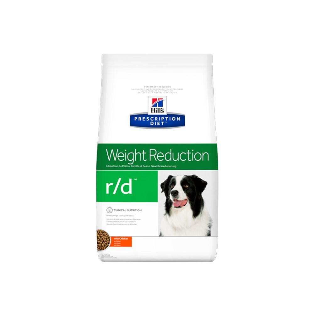 Hill's Prescription Diet™ r/d™ Canine Chicken granule 1,5 kg