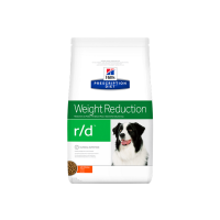 Hill's Prescription Diet™ r/d™ Canine Chicken granule 1,5 kg