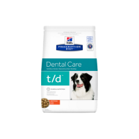 Hill's Prescription Diet™ t/d™ Canine Chicken granule 3 kg