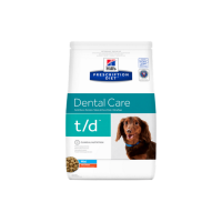 Hill's Prescription Diet™ t/d™ Canine Mini Chicken granule 3 kg