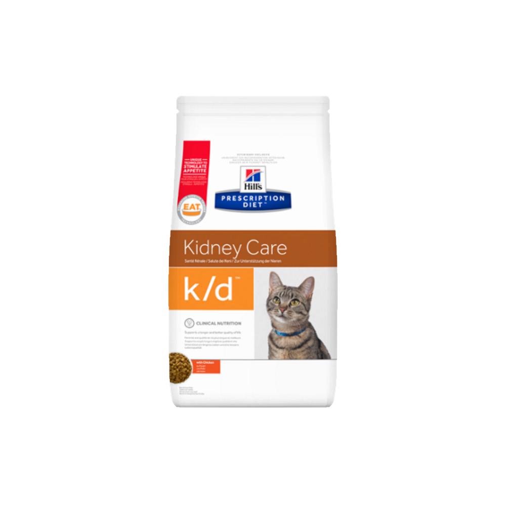Hill's Prescription Diet™ k/d™ Feline Chicken granule 1,5 kg