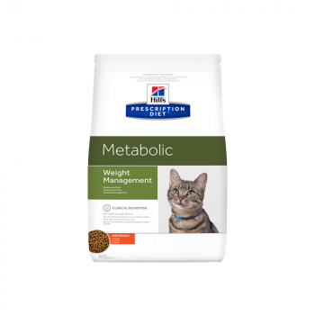 Hill's Prescription Diet™ Metabolic Feline granule 1,5 kg