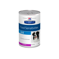 Hill's Prescription Diet™ d/d™ Canine Duck konzerva 370 g