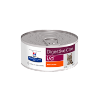 Hill's Prescription Diet™ i/d™ Feline Chicken konzerva 156 g