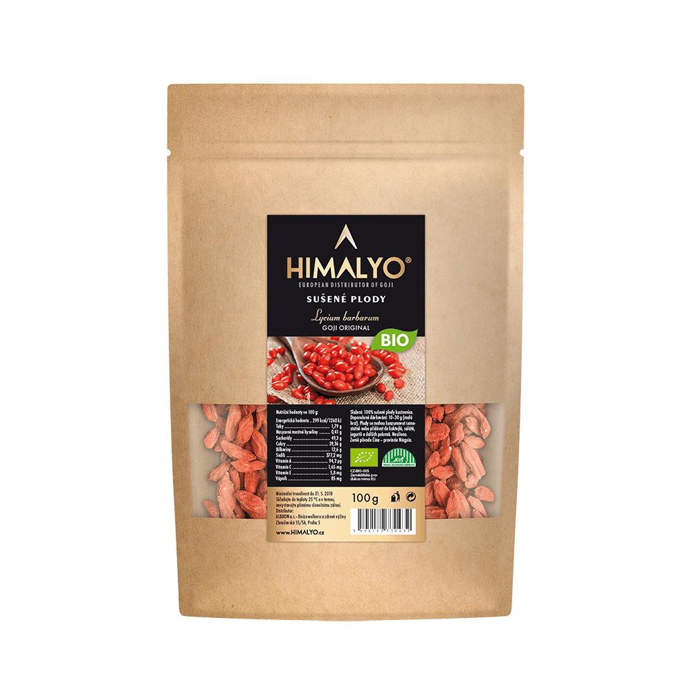 HIMALYO Goji Exclusive Bio sušené plody 100 g