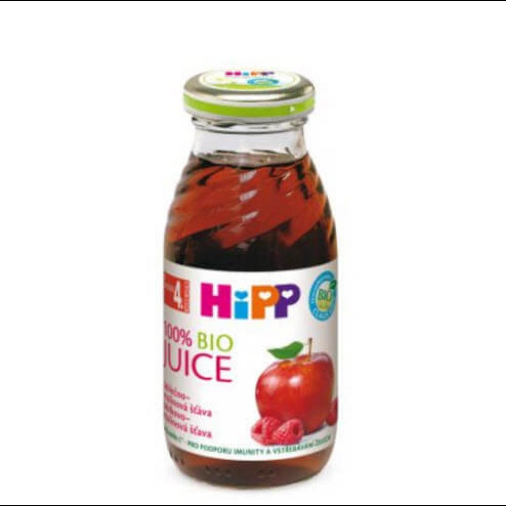 HIPP Šťáva Jablečno-malinová BIO 200 ml