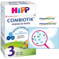 HiPP Combiotik 3  Junior 4x600 g