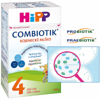 HiPP Combiotik 4  Junior 4x600 g