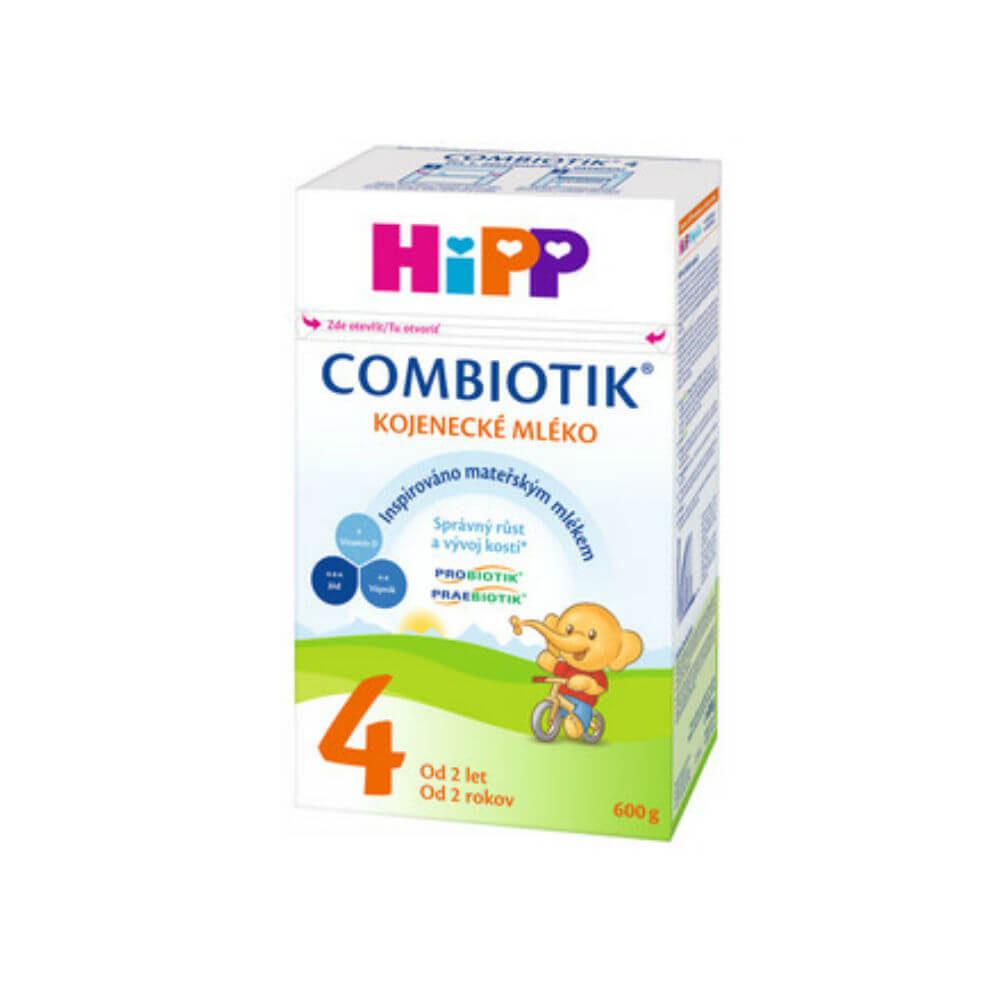HiPP 4 Junior Combiotik 600 g